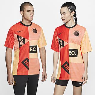 Nike F.C. Away Tyskland Fodboldtrøje