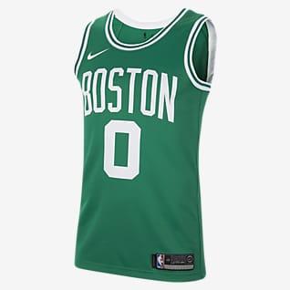 Jayson Tatum Celtics Icon Edition Nike NBA Swingman Jersey