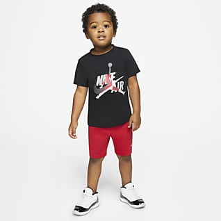 Jordan Jumpman Classics Toddler T-Shirt and Shorts Set