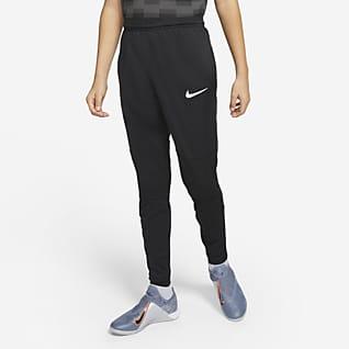 Nike Dri-FIT Big Kids' Knit Soccer Pants