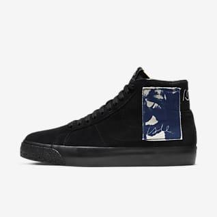 Nike SB Zoom Blazer Mid QS 男/女滑板鞋