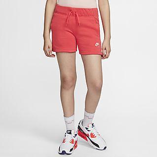 Nike Air Σορτς για μεγάλα κορίτσια