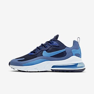 Nike Air Max 270 React (Impressionism Art) Chaussures pour Homme