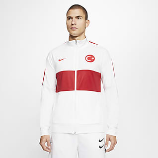 Turkey Men's Football Tracksuit Jacket