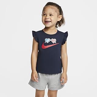 Nike Conjunto de prenda para la parte superior y shorts para bebé (12-24M)