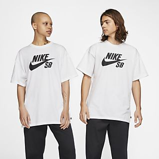 Nike SB Emblémás, gördeszkás póló