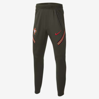 Portugal Strike Older Kids' Football Pants