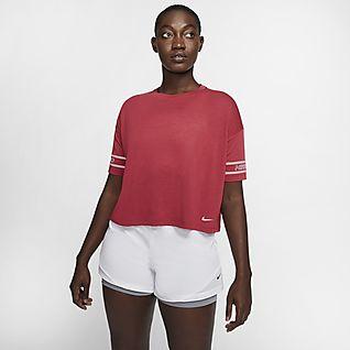 tee shirt sport femme fitness nike