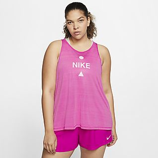 Nike Icon Clash Női futótrikó (plus size méret)