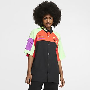 Jordan Moto Women's Short-Sleeve Top