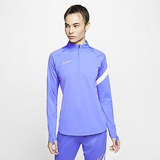 Dame Overdeler og T skjorter. Nike NO