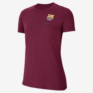 FC Barcelona T-shirt för kvinnor