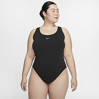 Nike Sportswear Essential Γυναικεία ολόσωμο κορμάκι (μεγάλα μεγέθη)