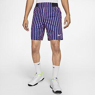 NikeCourt Slam Tennisshorts för män