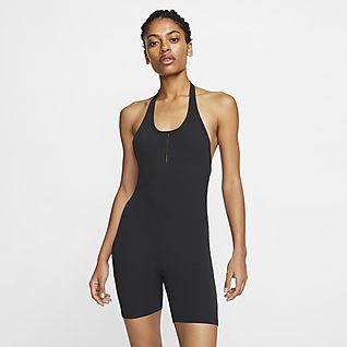Nike Yoga Luxe Combinaison Infinalon pour Femme