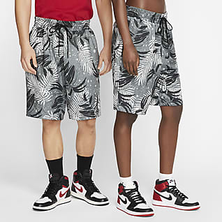 Jordan Jumpman Knit shorts met print