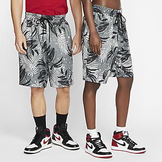Jordan Jumpman Mönstrade, stickade shorts