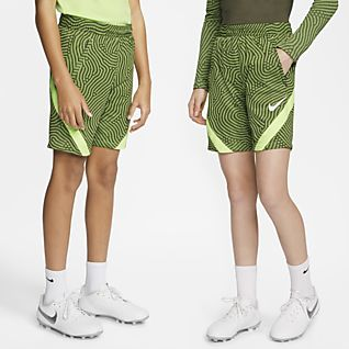 Nike Dri-FIT Strike Spodenki piłkarskie dla dużych dzieci
