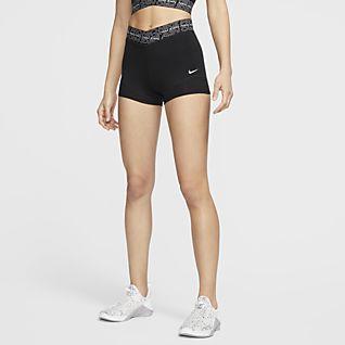 Dames Nike Pro Shorts. Nike NL