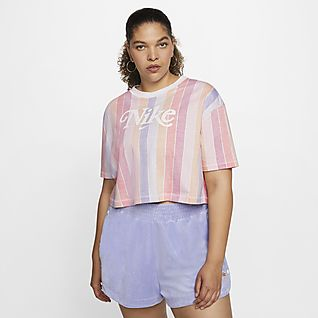 Nike Sportswear Women's Short-Sleeve Top (Plus Size)