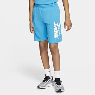 Nike Pantalón corto de entrenamiento para niño