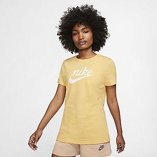 Womens Yellow Tops \u0026 T-Shirts. Nike.com