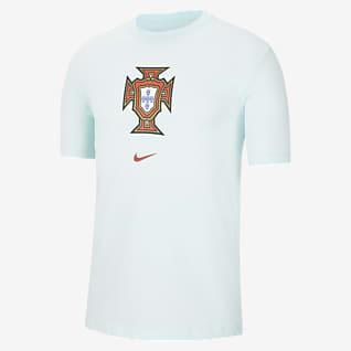Portugal Fotbolls-t-shirt för män