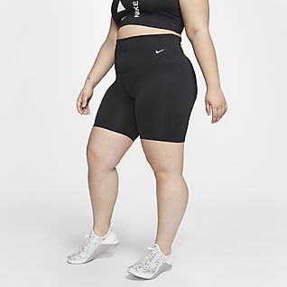 Nike One Shorts 18 cm (Plus size) - Donna