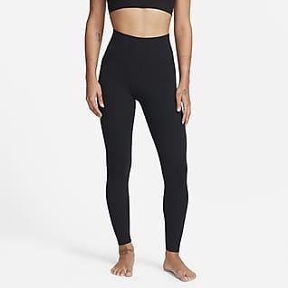 Nike Yoga Luxe Infinalon 7/8 女子高腰紧身裤