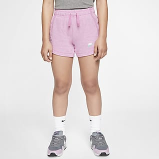 Nike Sportswear Calções de malha Jersey Júnior (Rapariga)