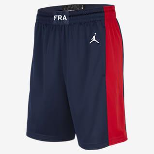 Segunda equipación Francia Jordan Limited Pantalón corto de baloncesto - Hombre