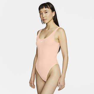 Nike Sportswear Essential Tanktop-bodysuit voor dames