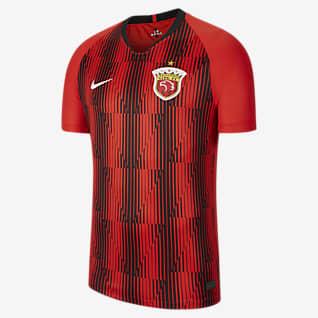 2020/2021 赛季上海海港主场球迷版 男子足球球衣