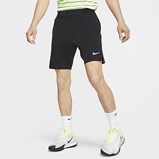 NikeCourt Flex Ace Tennisshorts til herre (23 cm)