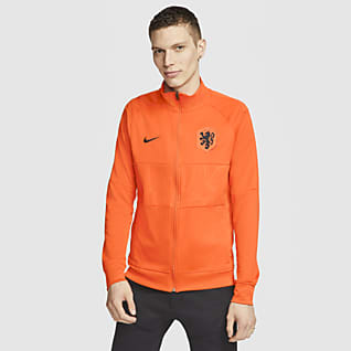 Niederlande Herren-Fußballjacke