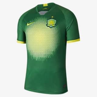 2020 赛季北京中赫国安主场球迷版 男子足球球衣