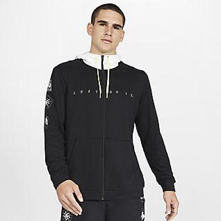 Nike Dri-FIT Fleece-Hoodie mit durchgehendem Reißverschluss für Herren