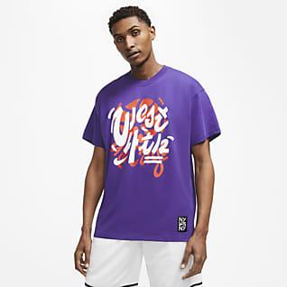 Nike Dri-FIT NY vs. NY West 4th Playera de básquetbol para hombre