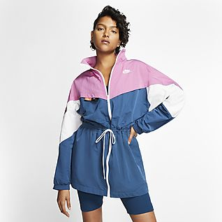 nike coat womens sale