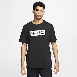 Nike F.C. SE11 Męski T-shirt piłkarski