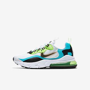 Nike Air Max 270 React SE Genç Çocuk Ayakkabısı