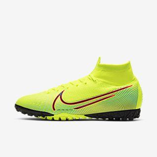 Fotboll Nike Jr. MercurialX Superfly VI Club TF Fotbollskor