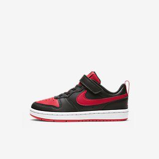 Nike Court Borough Low 2 (PSV) 幼童运动童鞋