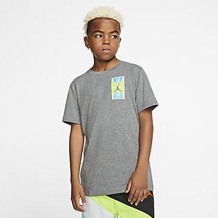 Jordan T-shirt Júnior (Rapaz)