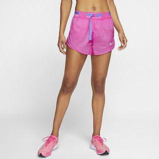 Nike Icon Clash Løbeshorts til kvinder