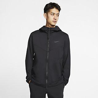 Nike Sportswear Tech Pack Huvjacka med hel dragkedja för män