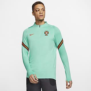 Portugal Strike Men's Football Drill Top