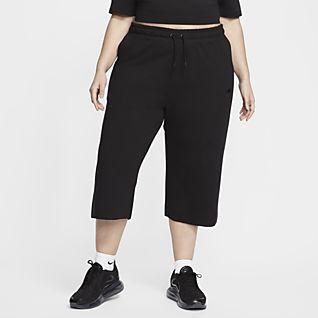 Nike Sportswear Women's Jersey Capris (Plus Size)
