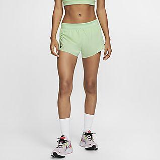 Nike Dame Eclipse 2 in 1 Shorts Korte tights og shorts