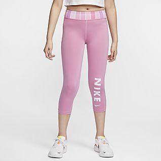 Nike One Older Kids' (Girls') Training Tights